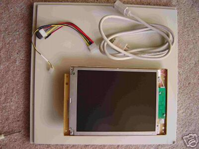 8in. lcd front